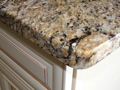 Countertop Eased Edge : sink styles edges demi bullnose beveled edge 1 2 bullnose